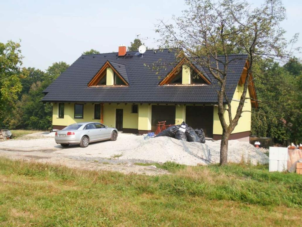 Revitalizace a stavby rodinných domů