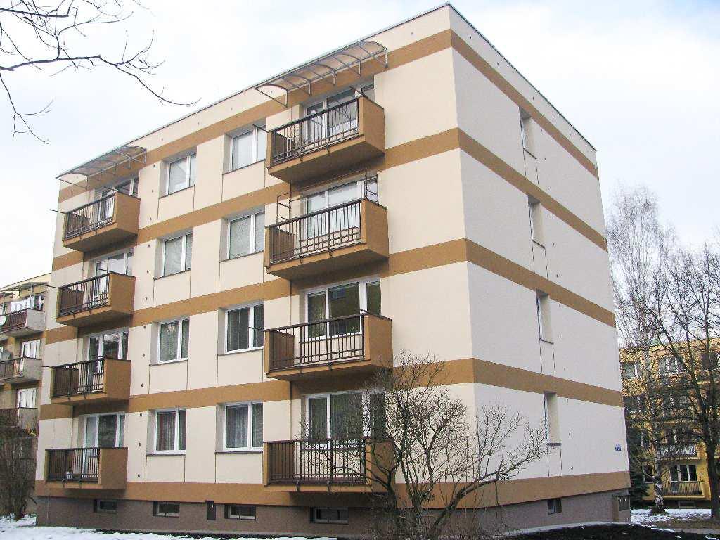 Rekonstrukce balkonů a oken