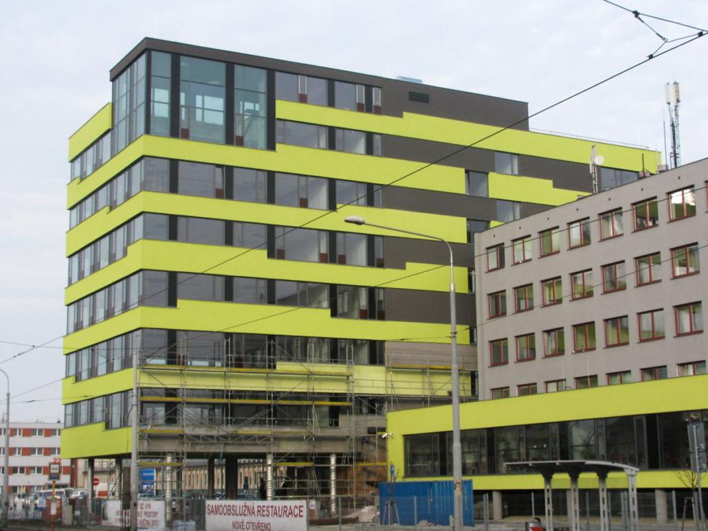 Revitalizace. zateplení, sanace a hydroizolace staveb, veřejných a průmyslových budov
