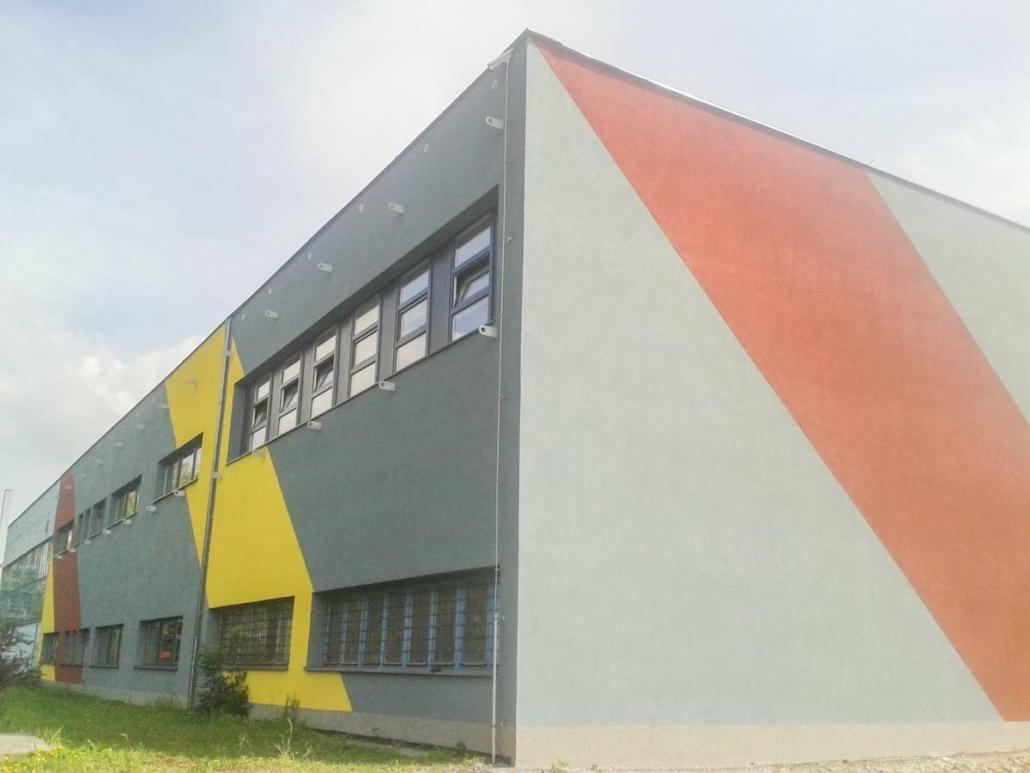 Rekonstrukce a revitalizace průmyslových objektů, skladových hal